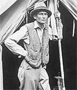 Hiram Bingham Discovers Machu Picchu